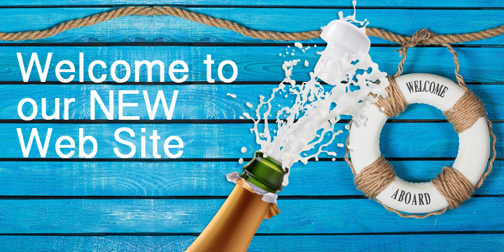 Welcome to Our New Web Site