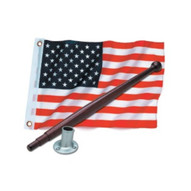 Flags, Pennants, Poles and Mounts