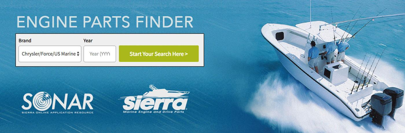 Sonar Engine Finder